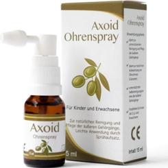 AXOID Ohrenspray