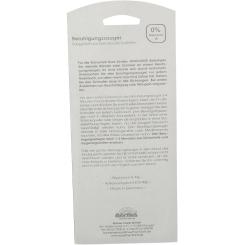 Baby-Frank® Beruhigungssauger in Kirschform Latex 0-3 Monate flieder/rot