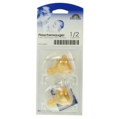 Baby-Frank® Flaschensauger Milch 0-18 Monate