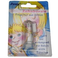 Baby-Zahnbürste Fingerhut