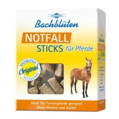 Bachblüten Notfall Sticks für Pferde