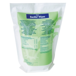 Bacillol® Wipes Standbodenbeutel
