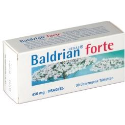 Baldrian HEXAL® forte