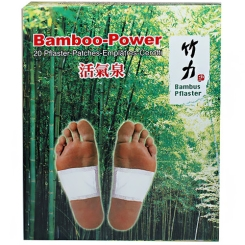 Bamboo-Power Vitalpflaster