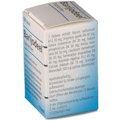 Barijodeel®-Tabletten