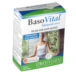 BasoVital® Mineral Kapseln