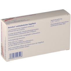 Batrafen® - antimykotischer Nagellack
