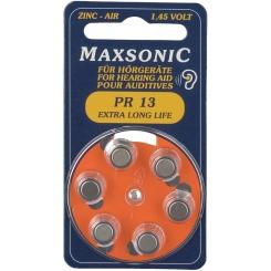 Batterie für Hörgerät Max PR 13