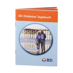 BD Diabetes Tagebuch für insulinpflichtige Diabetiker