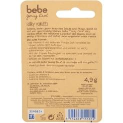 bebe® Young Care Lippenpflegestift silky vanilla