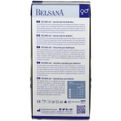 BELSANA soft Spezialsocke Gr. 36-38 Farbe beige