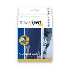BELSANA sport pro Sportkniestrumpf Schuhgr. 39-42 M Farbe weiß