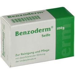 Benzoderm Hautschutzseife