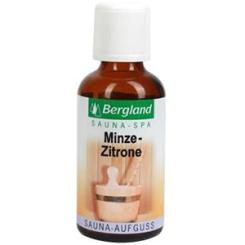 Bergland Minze-Zitrone Sauna-Aufguss