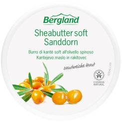 Bergland Sheabutter soft Sanddorn