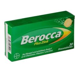 Berocca® Plus Zink