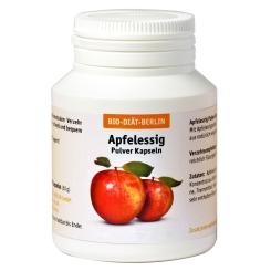BIO-DIÄT-BERLIN Apfelessig Pulver Kapseln