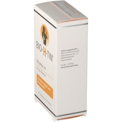 BIO-H-TIN® Vitamin H 2,5 mg