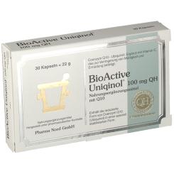 BioActive Uniqinol 100 mg QH