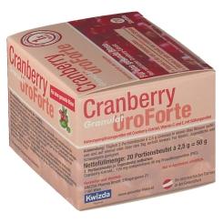 BIOGELAT® Cranberry Uroforte Granulat