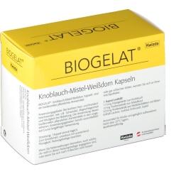 BIOGELAT® Knoblauch-Mistel-Weißdorn