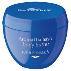 BIOMARIS® AromaThalasso body butter white peach