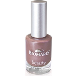 BIOMARIS® beauty colors Nagellack 11 Rosenholz-Pearl