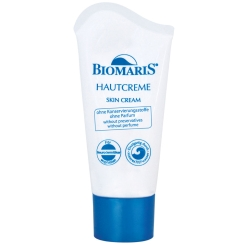 BIOMARIS® Hautcreme Pocket ohne Parfum