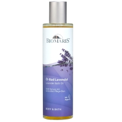 BIOMARIS® Öl-Bad Lavendel