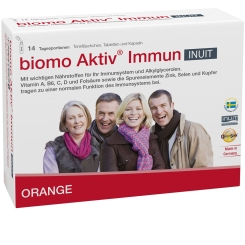 biomo Aktiv® Immun Inuit