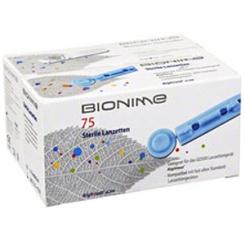Bionime GS101 AOK Blutzucker-Teststreifen 75 Rightest