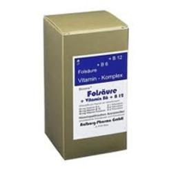 Bioxera® Folsäure + Vitamin B6 + B12 Komplex
