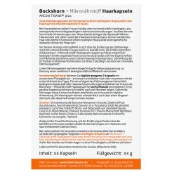 Bockshorn + Mikronährstoff Haarkapseln