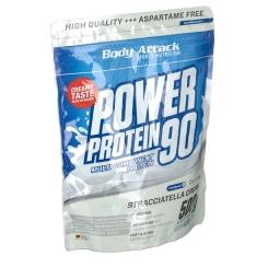 Body Attack Power Protein 90 Stracciatella Cream