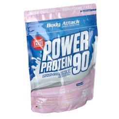 Body Attack Power Protein 90 Strawberry-White Chocolate