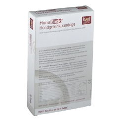 BORT Manu Basic® links Gr. XL haut
