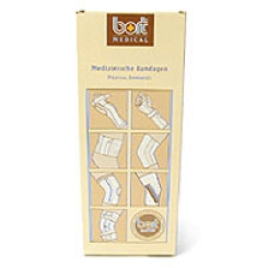 Bort Stabilo® Kniebandage mit 2 Spiralfed. medium