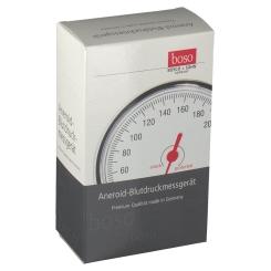 Boso Profitest Blutdruckmessgerät schwarz