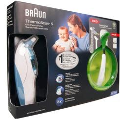 Braun® ThermoScan® IRT 4520 + OXO Fütterset
