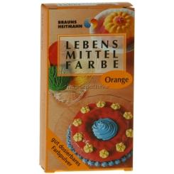 Brauns-Heitmann Lebensmittelfarbe Orange