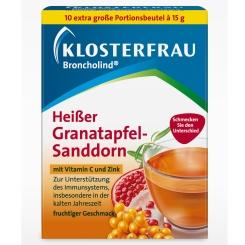 Broncholind® Heißer Granatapfel-Sanddorn