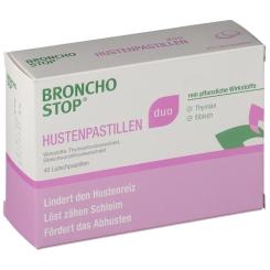 BRONCHOSTOP® DUO Hustenpastillen