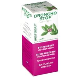 BRONCHOSTOP® Hustensaft