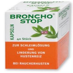 BRONCHOSTOP® Kapseln