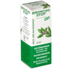 BRONCHOSTOP® Thymian Salbei