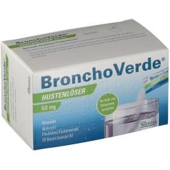 BronchoVerde® Hustenlöser 50 mg