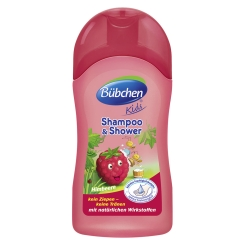 Bübchen® Kids Shampoo & Shower Himbeere