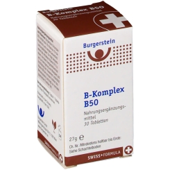 Burgerstein B-Komplex B50