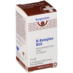 Burgerstein B-Kompley B50