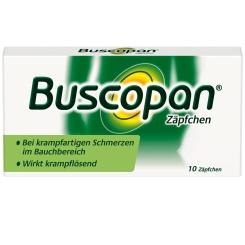 Buscopan® Zäpfchen